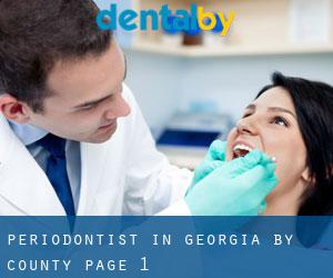Periodontist in Georgia by County - page 1