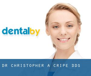 Dr. Christopher A. Cripe, DDS