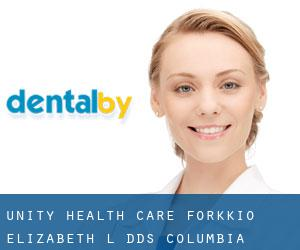 Unity Health Care: Forkkio Elizabeth L DDS (Columbia Heights)